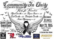 Community in Unity May 23,2015